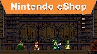 Nintendo eShop - Shovel Knight Accolades Trailer