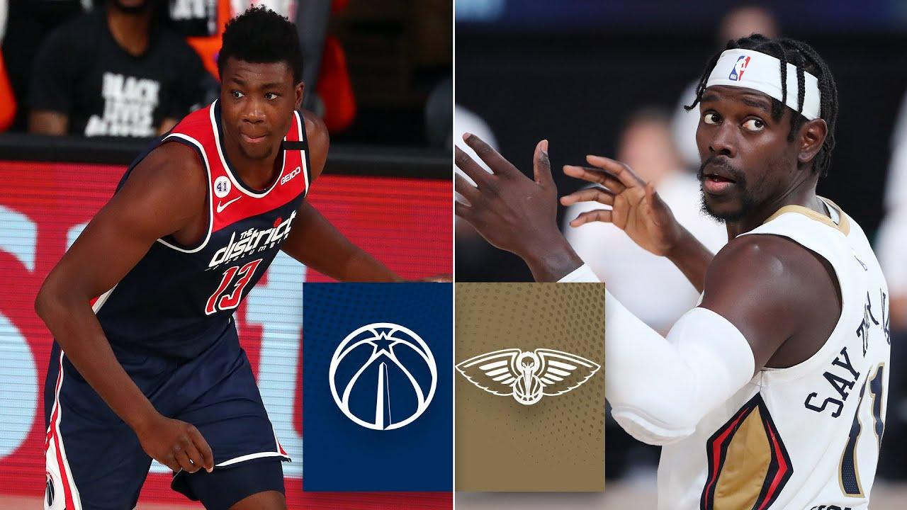 Washington Wizards vs. New Orleans Pelicans [FULL HIGHLIGHTS] | 2019-20 NBA Highlight
