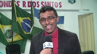 Vereador Dedé de Mecier reclama da fumaça do lixão e da poda de árvores que invade a comunidade de L