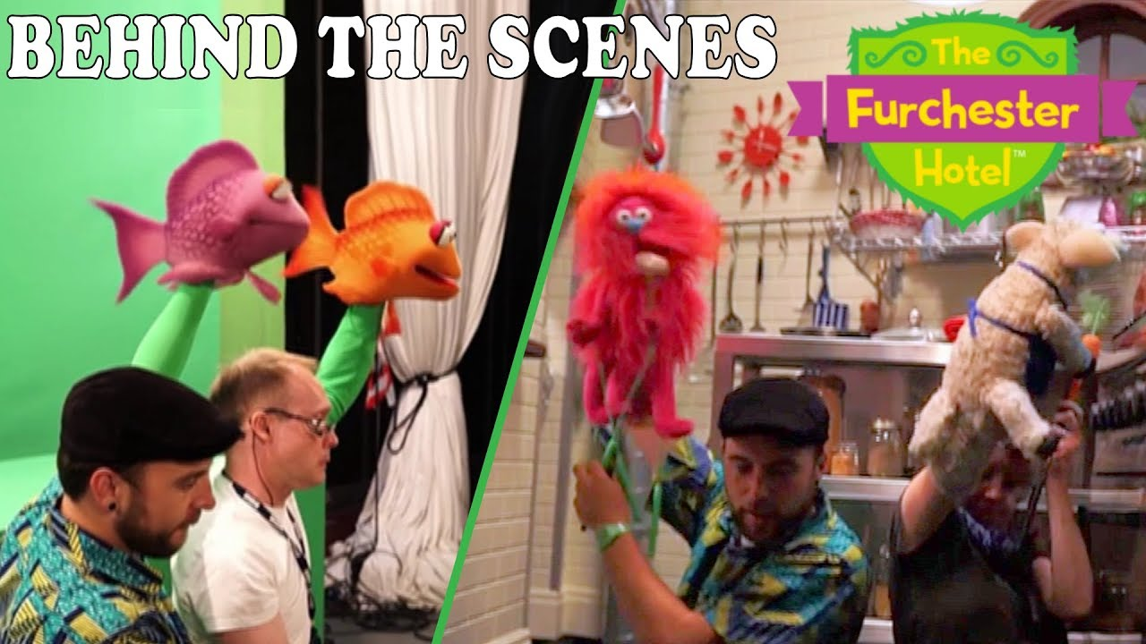 Download The Furchester Hotel - BEHIND THE SCENES