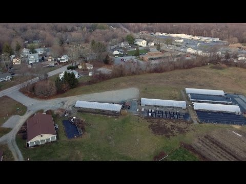 Aerial Cinematography Reel Ledyard, CT - 1/3/2016