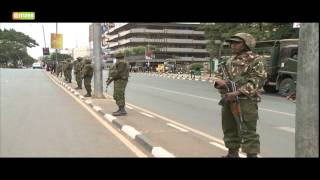 The 'Beast' takes control of the streets in Nairobi