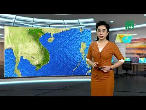 Thời tiết tổng hợp 20/06/2019: Oi bức quay lại Bắc bộ | VTC14