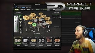 NEED A NEW DRUMMER? - Perfect Drums Plugin