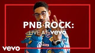 PNB Rock Scrub Live at Vevo