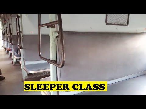 Kochuveli Bangalore Express Sleeper Empty Coaches