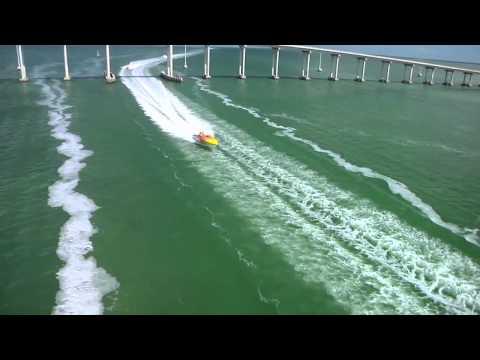 Florida Powerboat Club Miami Boat Show Poker Run 2011_Friday Run