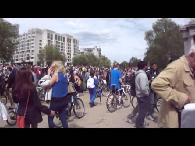 London WNBR 2012 Part 1 of 3