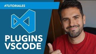 Mejores Plugins de Visual Studio Code para desarrollo web - VS Code