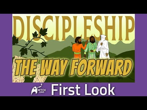 First Look - Discipleship: The Way Forward with Curtis Reid