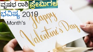 vrishabha rashi love marriage-2019 video, vrishabha rashi