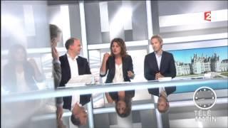 Spectacle équestre de Chambord : FRANCE 2 TELEMATIN