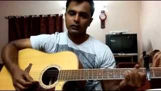 Anisutide yaako indu-Mungaru Male:Full song with Guitar chords and strumming pattern with Capo .