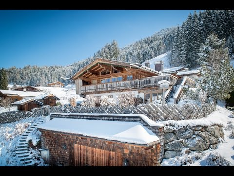 The Bärenhütte - luxury hunting lodge and magnificent chalet in Jochberg Kitzbühel