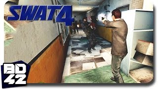 SWAT 4: Competitive ► Industrial Raid (Full Round)