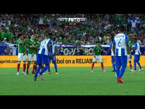 Copa Oro | México 1-0 Honduras