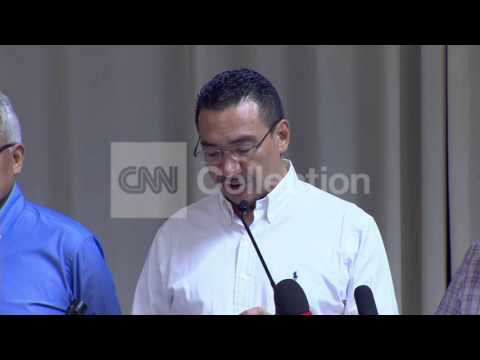 MALAYSIA: MH370 - SCOPE OF SEARCH