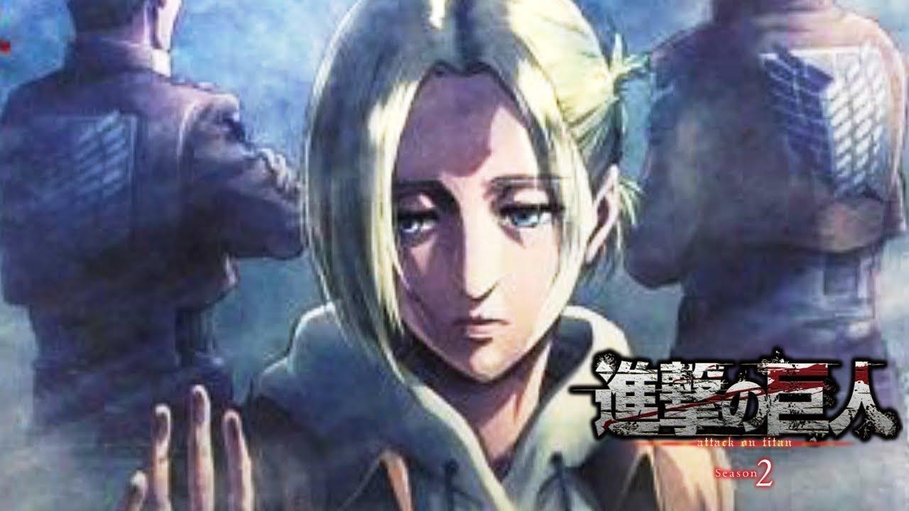 Shingeki no Kyojin: Lost Girls OVA
