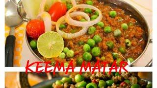How to make keema matar/Keema mater recipe/yummy keema matar recipe
