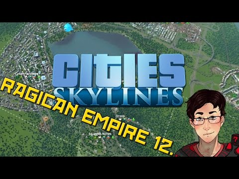 Cities: Skylines - Wiggle Droop Population Explosion! (Episode 12)