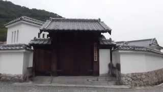 播磨の小京都 1 (兵庫県たつの市) Shō Kyōto (Little Kyōto)  in Tatsuno city Hyogo prefecture
