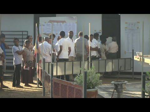 Voting begins in Sri Lanka presidential election | AFP