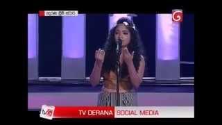 Derana Dream Star season 6 - Chithru De Silva - Api Kawuruda - Wayo