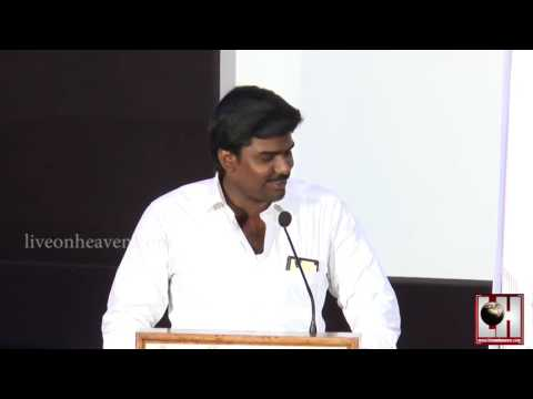 Ony because of Senthil I associated with Vaaimai | S Mani | Press Meet