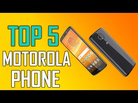 Top 5 Best Motorola Smartphone In 2019 | Affordable Smartphone Review 2019