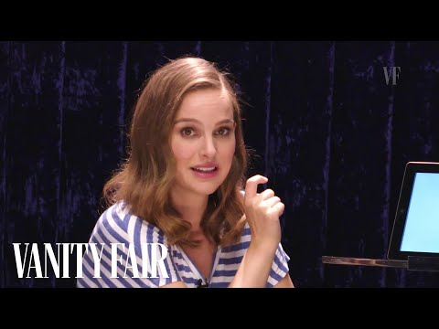 Natalie Portman Teaches You Hebrew Slang | Vanity Fair