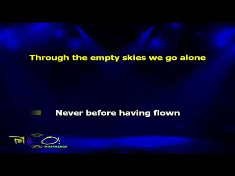 Bee Gees   Spirits Having Flown - Karaoke