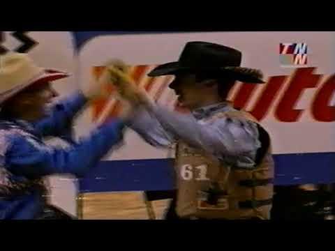 Luke Snyder vs Slick Willy - 01 PBR Finals (90 pts)