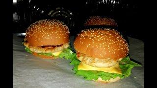 Домашние бургеры с котлетой: рецепт от начала до конца!