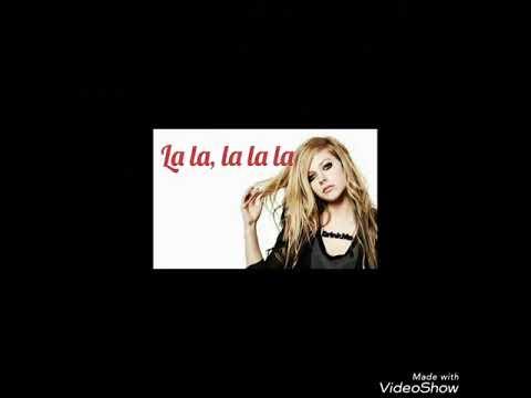 Lirik lagu i love you avril lavigne terjemahan