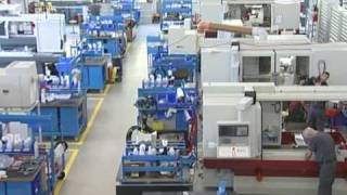 Fritz Studer AG, Grinding Machine Manufacturer introduction video