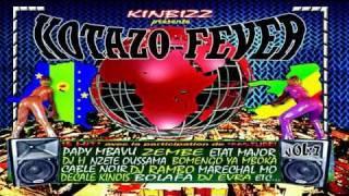 "Dj Rambo ""monseigneur de la guerre"" Extrait ""Kotazo Fever"""