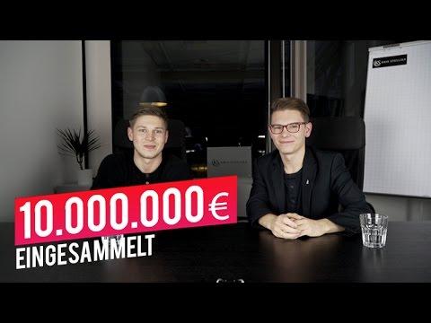 10 Millionen Euro? Interview mit Crowdfunding-Gründer Wolfgang Deutschmann | SELFMADE BUSINESS #07