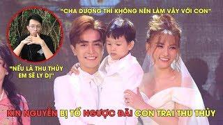 Độc giả lên tiếng về việc Kin Nguyễn bị tố ngược đãi con trai của Thu Thủy?
