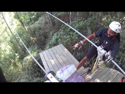 The Gorge Zipline in Saluda, NC