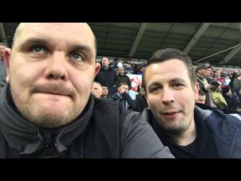 Away Day Experience | Swansea 0 West Ham 0