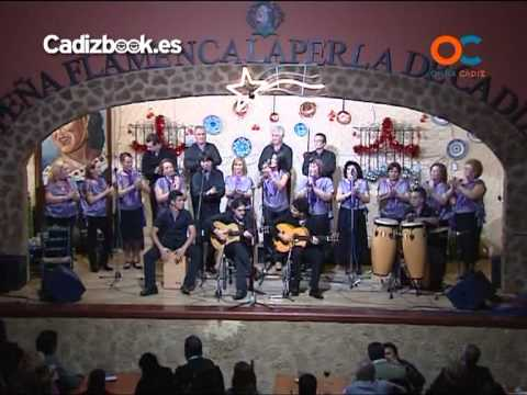 CONCURSO DE VILLANCICOS FLAMENCOS, PEÑA LA PERLA 2010 II