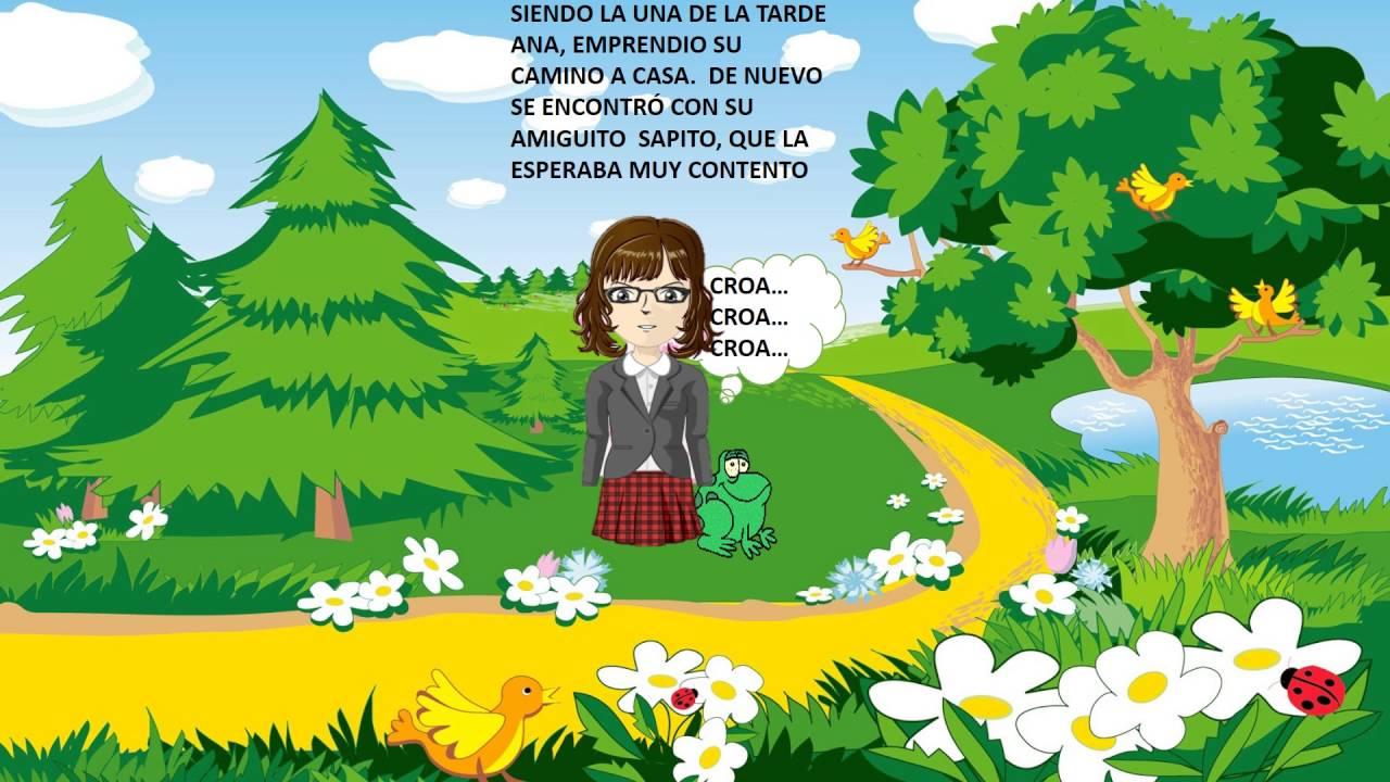 CUENTO EL HADA MADRINA Autor Carolina Rojas  YouTube