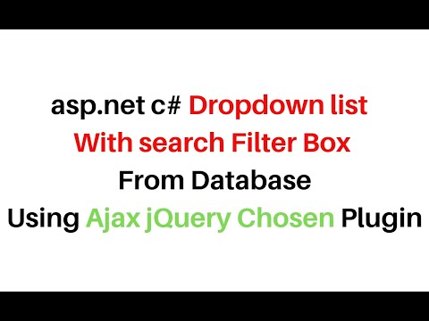 Jquery Search Filter