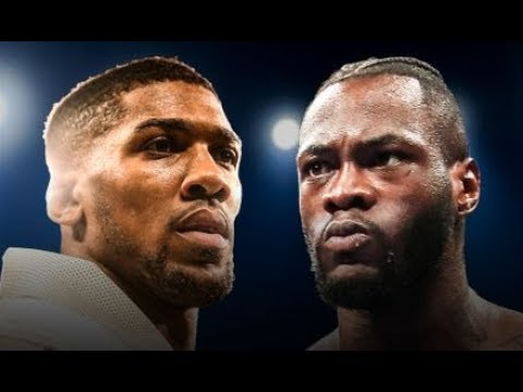 REAL OFFER OR A PR STUNT?: LETS ANALYZE DEONTAY WILDER'S $50 MILLION DOLLARS OFFER TO ANTHONY JOSHUA