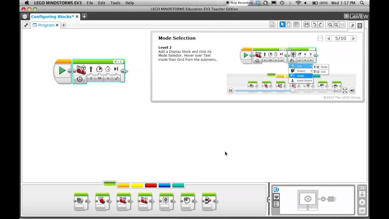 Programming for lego mindstorms nxt 2 0