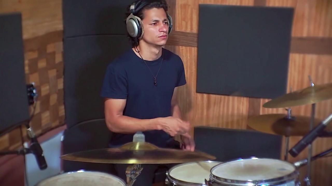 A Tal Canção Pra Lua - Vitor Kley - Drum Cover