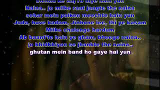 Naina karaoke male