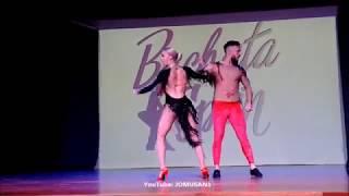 airam y vero show en bachata spain festival 2017