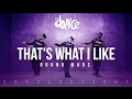 Thats What I Like Bruno Mars Choreography FitDance Life mp3