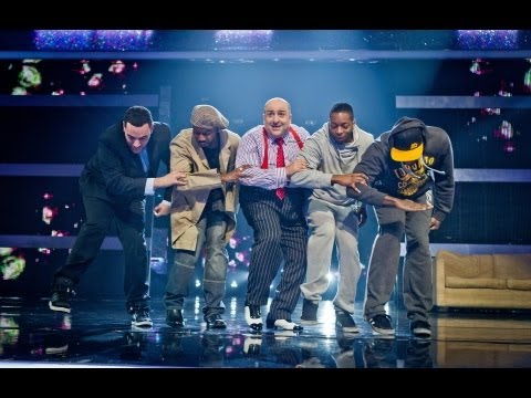 Watson and Oliver dance to 'Bolero'  Let's Dance for Sport Relief 2012  BBC One